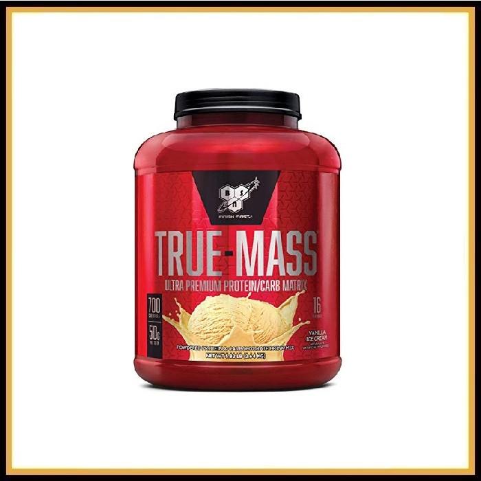 BSN True-Mass Weight Gainer 2,6кг (печенье крем)
