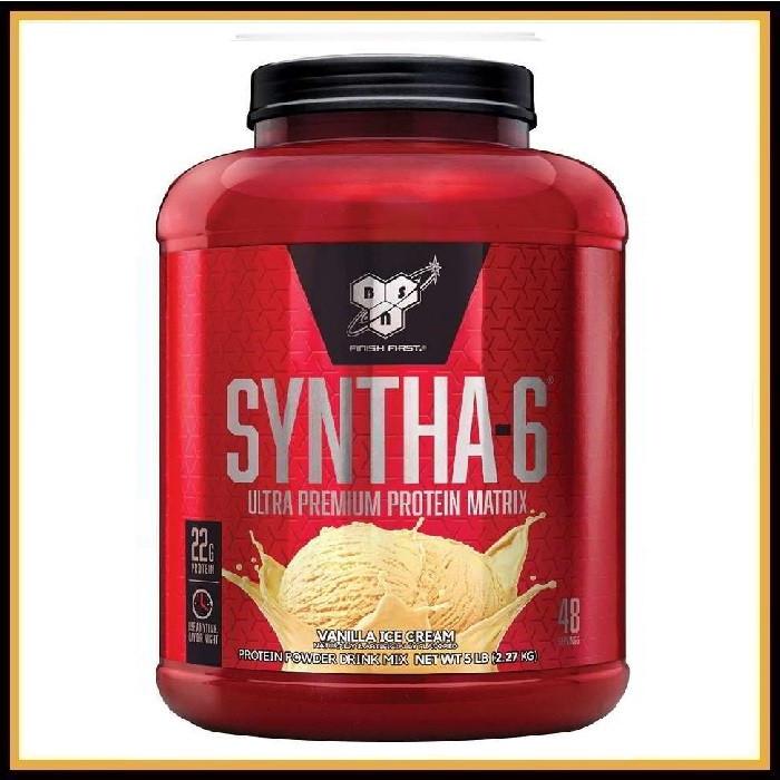 BSN Syntha-6 2,3кг (молочный шоколад )