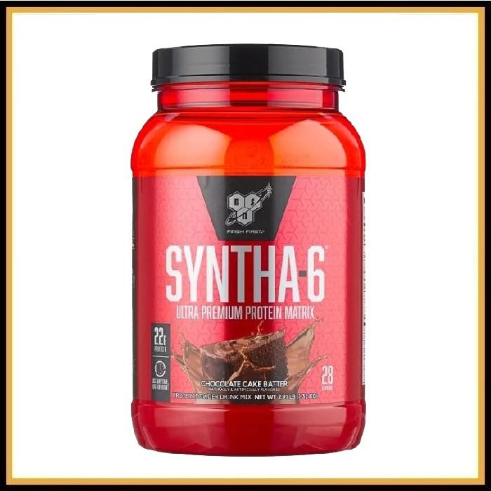 BSN Syntha-6 1,3кг (арахисовое печенье)