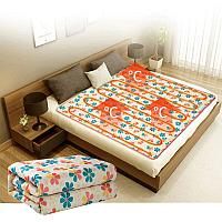 Одеяло электрическое с подогревом двуспальное 150x180x0,6, фото 1
