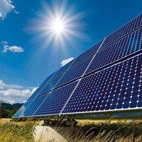 Автономная солнечная электростанция на 2 кВт/час