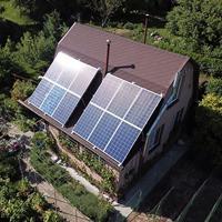 Автономная солнечная электростанция на 3 кВт/час