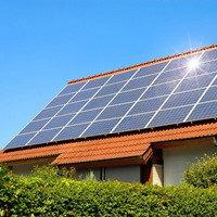 Автономная солнечная электростанция на 5 кВт/час