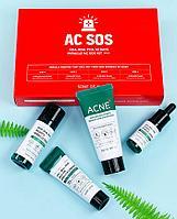 SOME BY MI AHA BHA PHA 30 DAYS MIRACLE AC SOS KIT  Набор мини-средств с кислотами для проблемной кожи