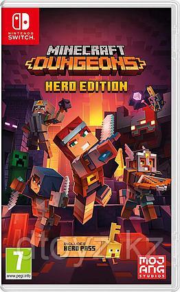 Minecraft Dungeons, русская версия