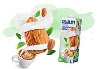 Миндальное молоко Cream Art, 1 л