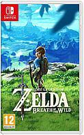 The Legend of Zelda Breath of the Wild, русская версия