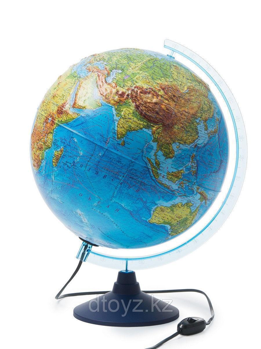 Globen Интерактивный рельефный глобус