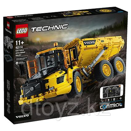 Lego Technic 42114 Самосвал Volvo 6*6