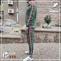 """Спортивный костюм Burberry """"Green"""" из фильма """" Джентльмены """" The Gentlemen, фото 3"""