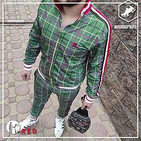 """Спортивный костюм Burberry """"Green"""" из фильма """" Джентльмены """" The Gentlemen"""