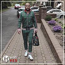 """Спортивный костюм Burberry """"Green"""" из фильма """" Джентльмены """" The Gentlemen, фото 2"""