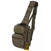 Тактический Рюкзак-Сумка GONGTEX Rover Sling Hexagon Backpack, olive