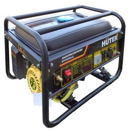 Газовый генератор HUTER DY4000LG, фото 2