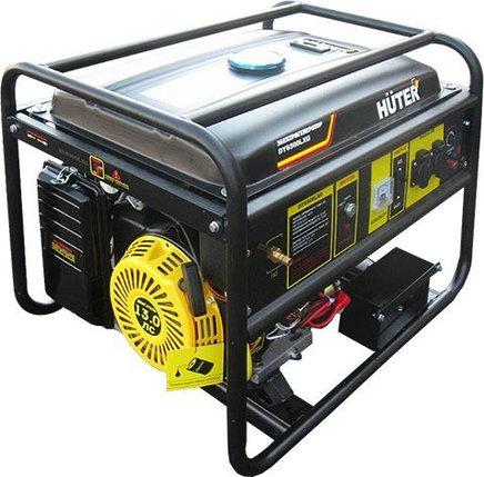 Газовый генератор HUTER DY6500LXG, фото 2