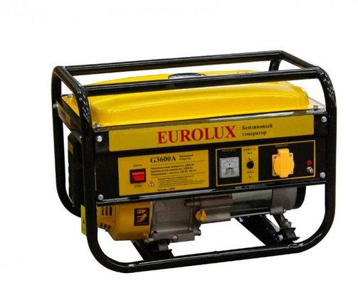 Электрогенератор EUROLUX G3600A, фото 2