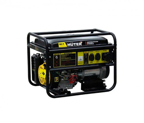 Электрогенератор HUTER DY9500LX, фото 2
