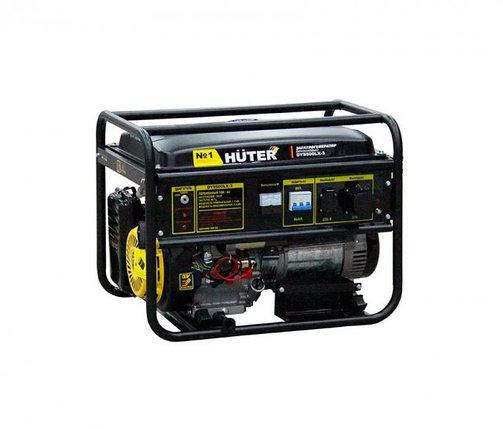 Электрогенератор HUTER DY9500LX-3, фото 2