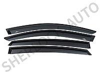 Ветровики (дефлекторы окон) Jaguar S-TYPE 1999-2008