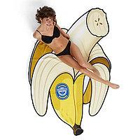 Покрывало пляжное Banana, размер 128х205 см, микрофибра