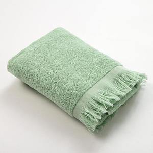 Полотенце махровое LoveLife «Fringer» 50х90, цвет светло-оливковый