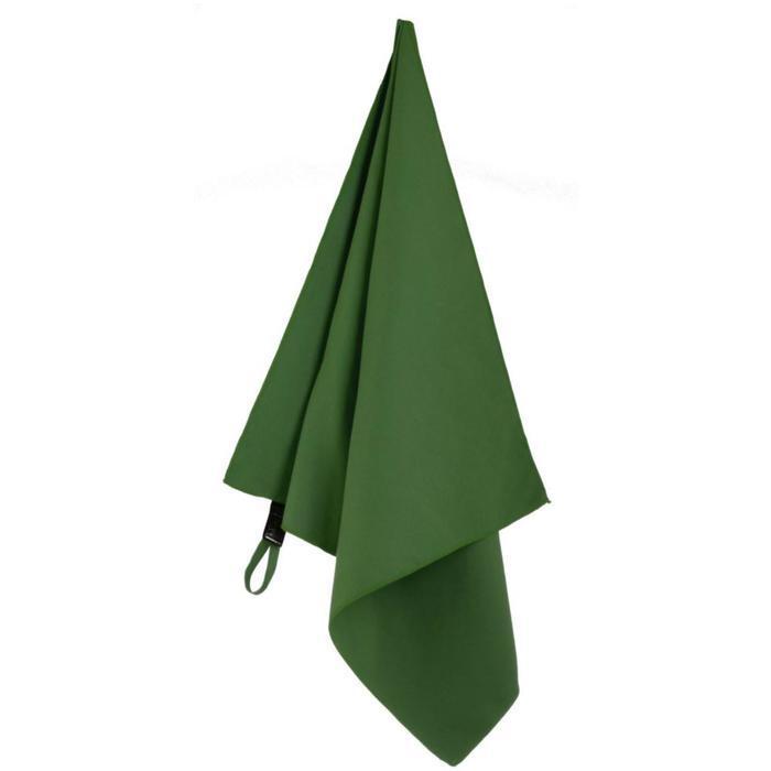 Полотенце Atoll Medium, размер 50x100 см, цвет темно-зелёный