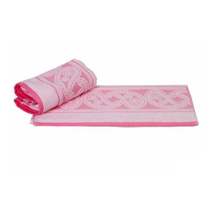 Полотенце Hurrem, размер 50 × 90 см, светло-розовый