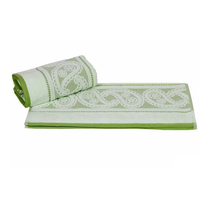 Полотенце Hurrem, размер 50 × 90 см, зелёный