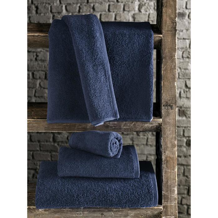 Полотенце Efor 70x140 см, цвет синий