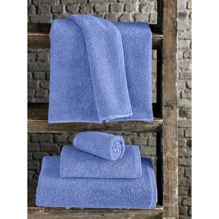 Полотенце Efor 70x140 см, цвет голубой