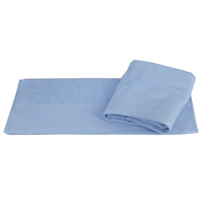 Полотенце Alice, размер 50 × 90 см, голубой