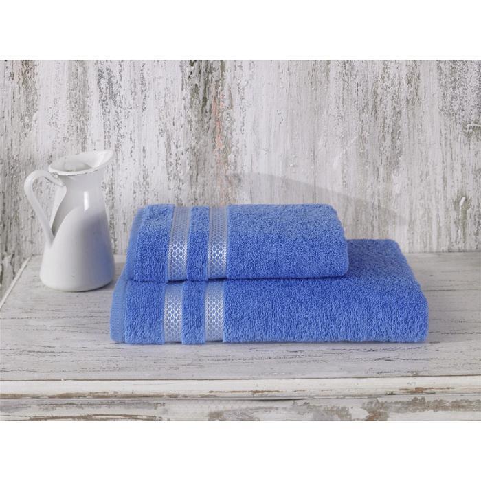 Полотенце Petek 70x140 см, цвет голубой