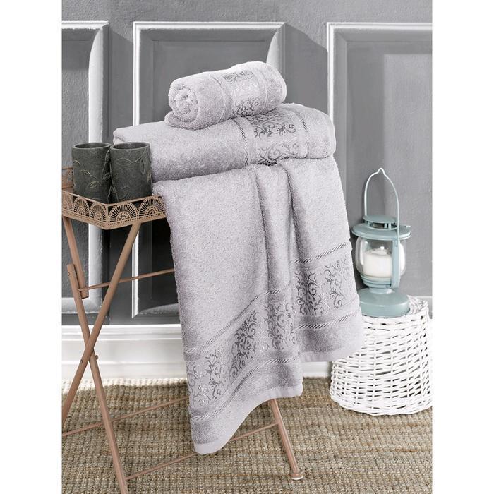 Полотенце Armond 50х90 см, цвет серый