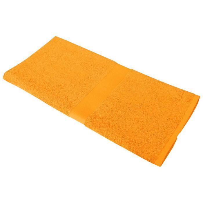 Полотенце Soft Me Medium, размер 50x100 см, цвет оранжевый