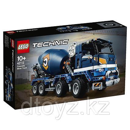 Lego Technic 42112 Бетономешалка
