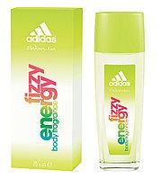 Adidas Fizzy Energy женская парфюмерная вода, 75 мл.
