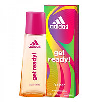 Adidas Get Ready женская туалетная вода 50 мл.