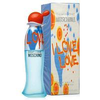 Moschino I Love женская туалетная вода 100 мл.