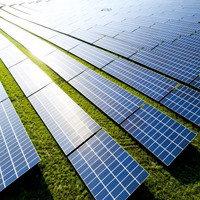 Автономная солнечная электростанция на 15 кВт/час