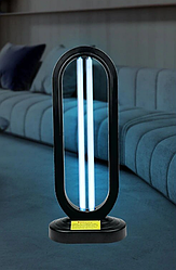 Бактерицидная  лампа (озонатор) с пультом ДУ и таймером работы ST-XD01-38W