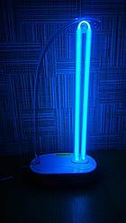 Бактерицидная  лампа (озонатор) с пультом ДУ и таймером работы ST-XD02-38W