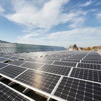 Автономная солнечная электростанция на 50 кВт/час