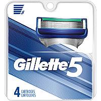 Gillette Fusion 5 (4 кассеты) США лезвия триммер на задней стороне кассеты отсутствует в этой версии