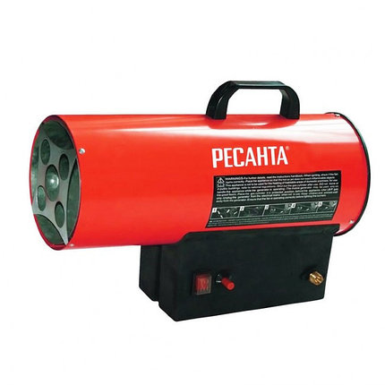 Газовая тепловая пушка РЕСАНТА ТГП-30000, фото 2