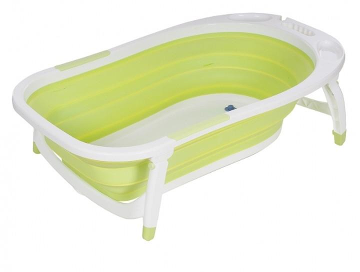 Детская ванна складная Pituso 85 см зелёная