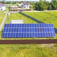 Сетевая солнечная электростанция на 10 кВт/час