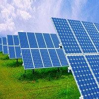 Сетевая солнечная электростанция на 20 кВт/час