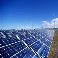 Сетевая солнечная электростанция на 50 кВт/час