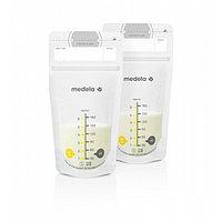 Пакеты для хранения грудного молока 25 шт (Medela, Швейцария)