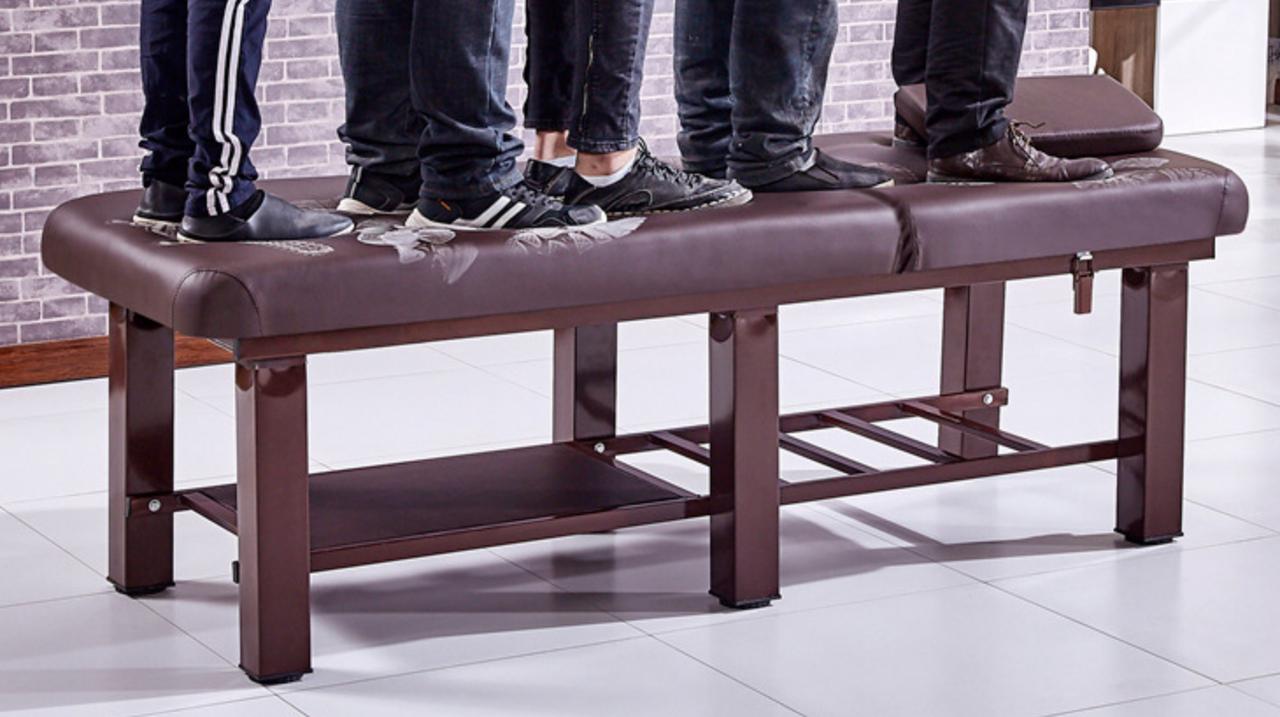 Кушетка - стол для косметолога / массажиста. Люкс - фото 6